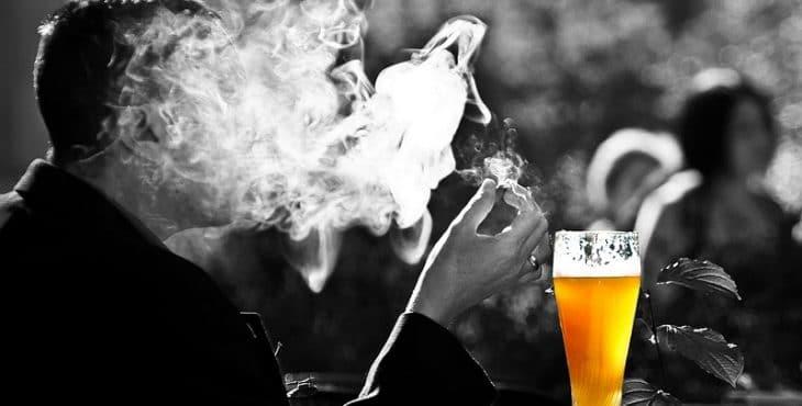Los hábitos tóxicos son dañinos para los problemas de fertilidad