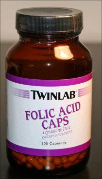 Evita complicaciones tomando acido folico