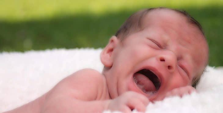 Llanto de bebé
