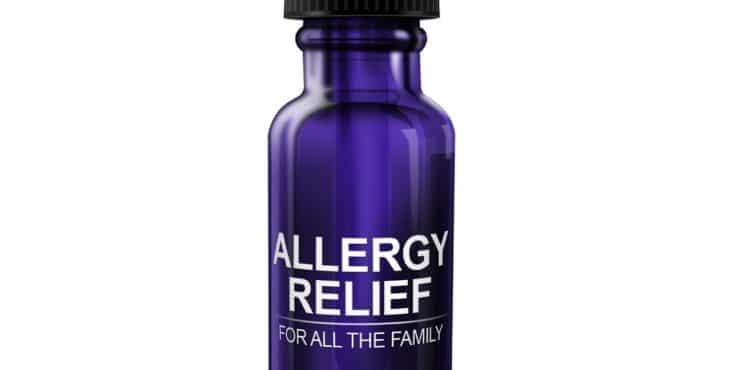 Uso de descongestionantes nasales en el tratamiento de las alergias en los ninos