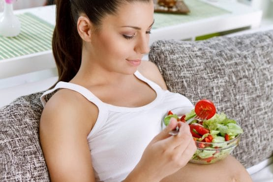 alimentacion para embarazadas