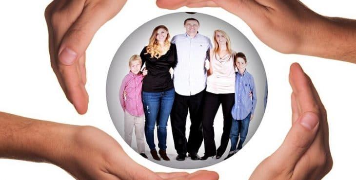 La familia es un concepto universal