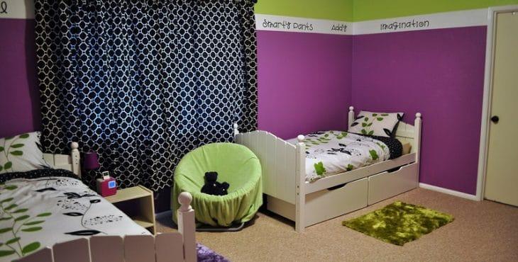 Un dormitorio para dos