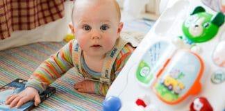 Estimula a tu bebé con juegos para niños