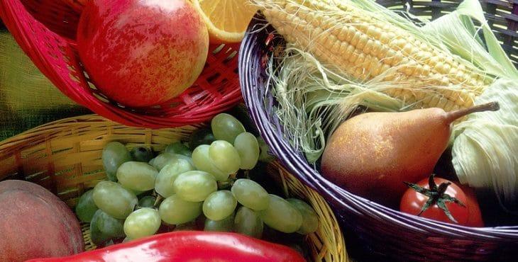 La dulzura de la fruta puede hacer que algunas verduras sean menos atractivas