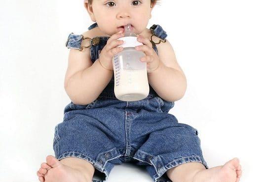 La leche en el primer año