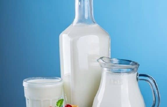 La leche es esencial