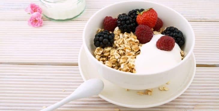 Alimentos con calcio y frutas