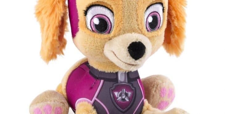 Peluche juguete patrulla canina