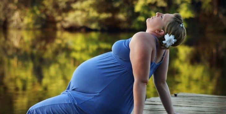 Técnicas de relajación en la semana 33 de embarazo