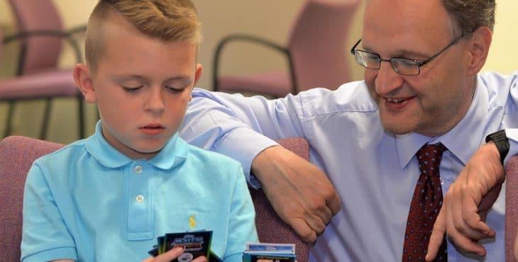 Centro para niños con trastorno del espectro autista