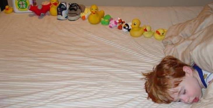 Los niños con trastorno del espectro autista son muy apegados a lo que conocen