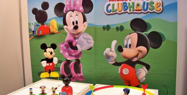 La casa de Mickey Mouse entretiene y educa