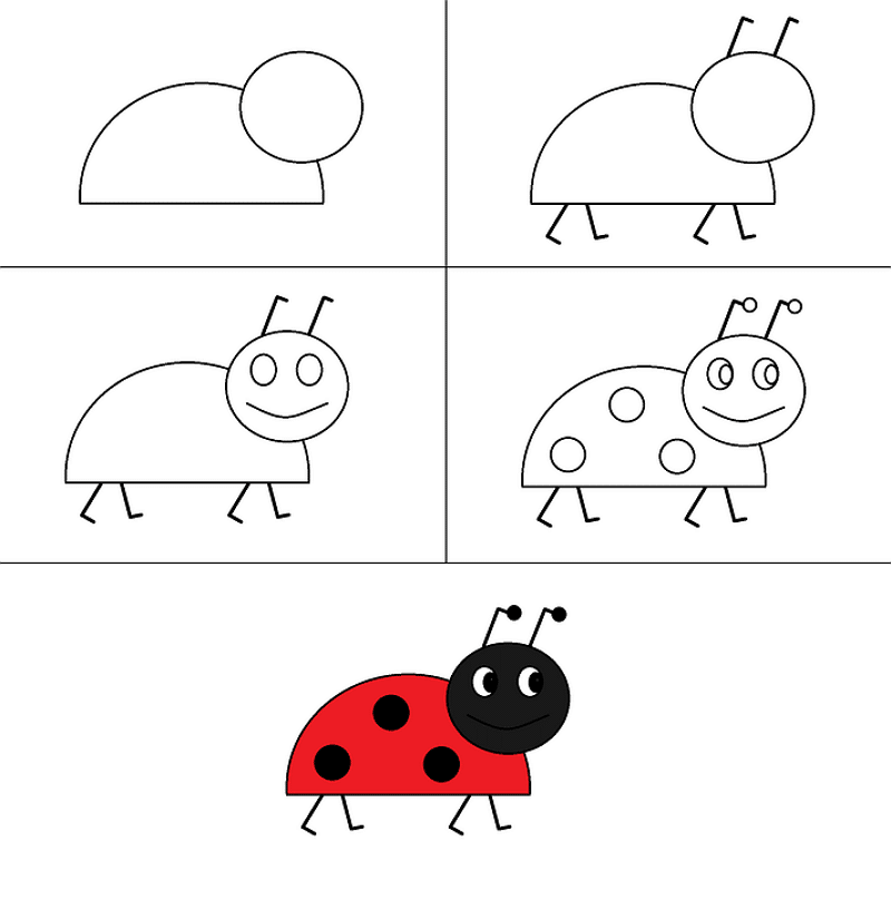Dibujos De Animales Canal Chupete