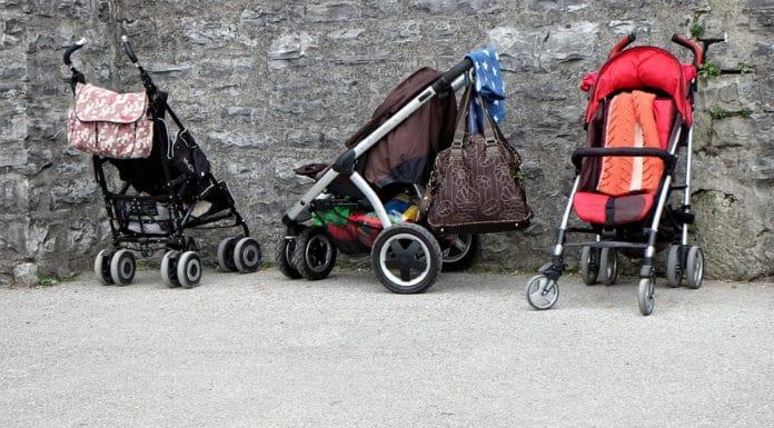 Estilos de carros de bebé