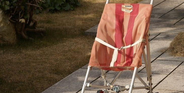 A partir de cuándo pueden usar sillas de paseo