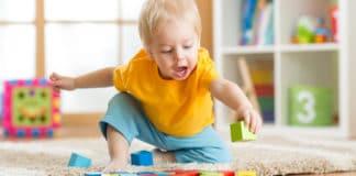 Estos son los juguetes que tu pequeño puede usar en su primer año