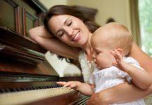Notas y música para tu bebé