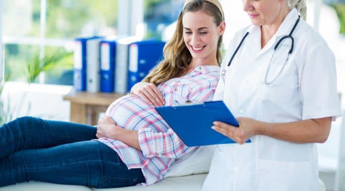 semana 40 de embarazo, el bebé ya viene