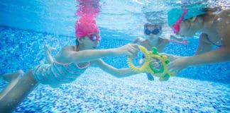 Juegos para piscina