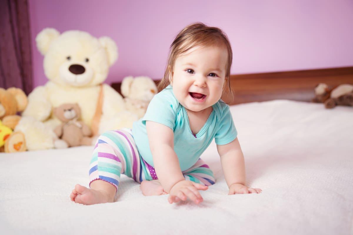 imágenes detalladas 14438 6ec94 Bebé de 7 meses: ya está preparado para conocer el mundo