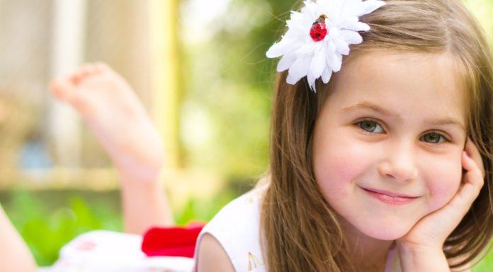 Cualidades de la niña más guapa del mundo