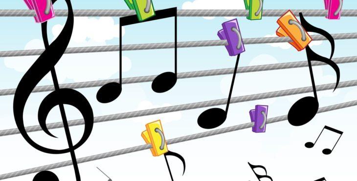 La música y las canciones de cuna