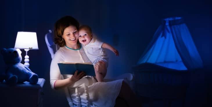 Dormitorio adecuado a lo que necesita el bebé