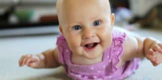 bebé de 6 meses y sus cuidados.