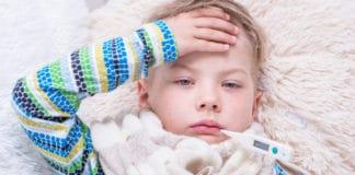 enfermedades en la infancia