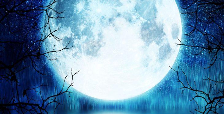 calendario lunar octubre 2018 y la luna llena.