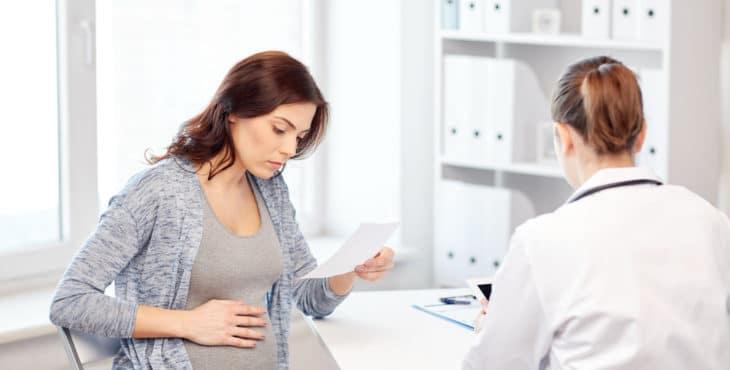 Síndrome de transfusión entre gemelos en el embarazo