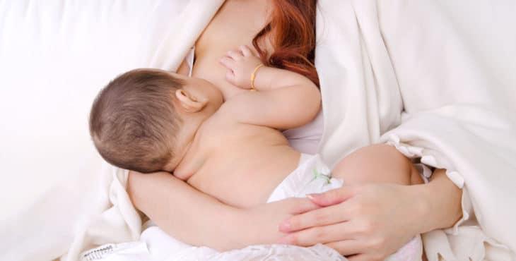 Amamantar es un proceso entre madre e hijo