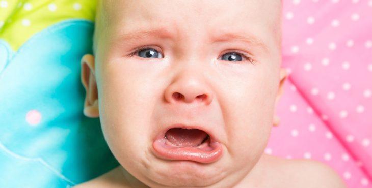 Síntomas del Dolor de garganta en bebés