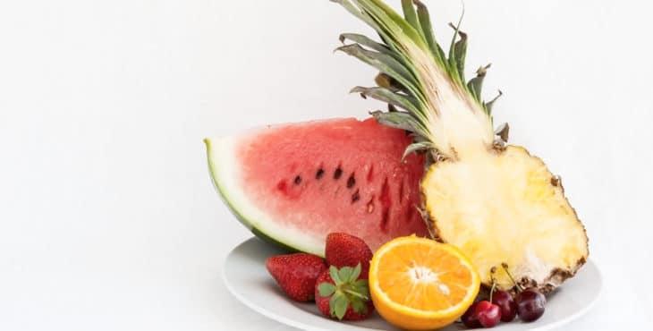 Primeras semanas de embarazo y las frutas