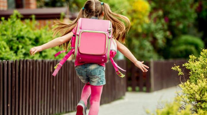 clase confinada Cómo se adapta al colegio sin sus padres.