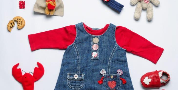 Cómo vestir al bebé cuando está inquieto