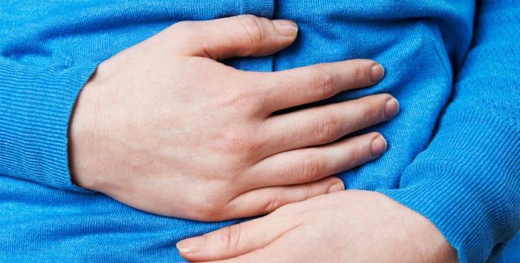 Calambres abdominales después del legrado