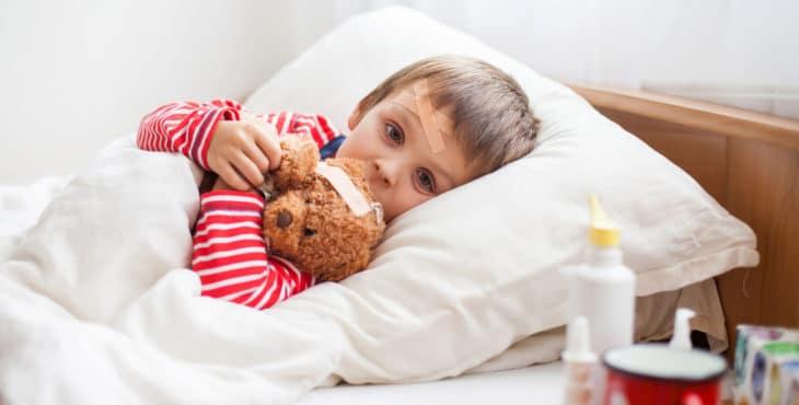 aprende cómo evitar las enfermedades infantiles