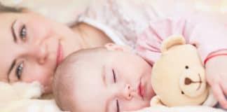 Detalles sobre horarios de sueño en los niños