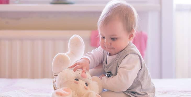 Cómo es el crecimiento de un bebé de 6 meses