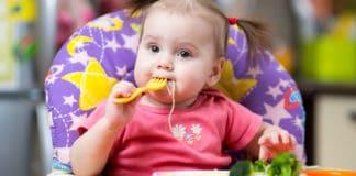 sabrosas verduras para niños