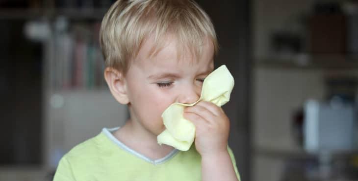 Después de un resfriado puede aparecer la sinusitis