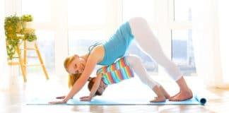 Atrae a los niños al mundo del yoga