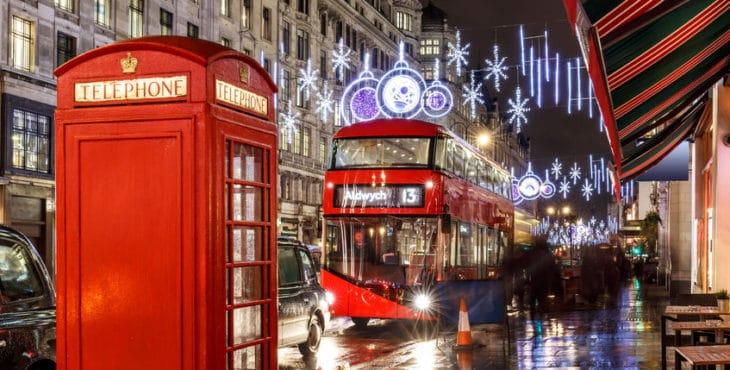 Londres, el derroche señorial