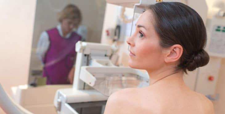 Cambios en las mamas que son benignos