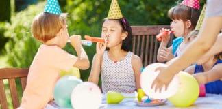 Cómo organizar fiestas de cumpleaños.