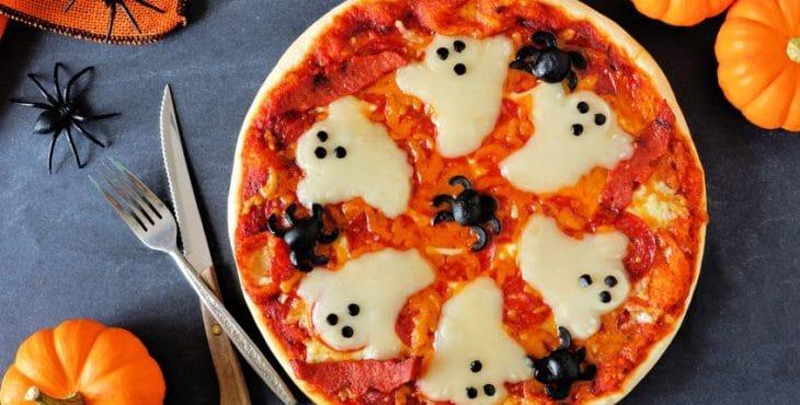 Diversión en la cocina para Halloween