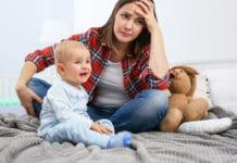 desventajas de la depresión postparto
