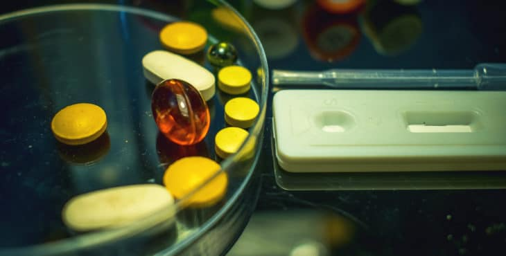 medicamentos durante el embarazo r